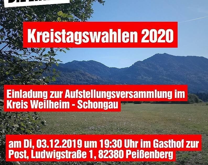 Wahlergebnisse Bayern Kommunalwahlen
